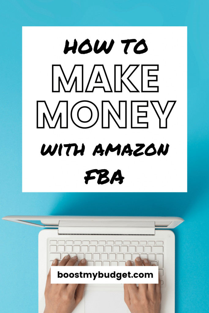 Learn how to make money with Amazon FBA for beginners: a step by step guide on how to start your Amazon FBA business to make money online with retail arbitrage.